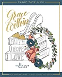 img - for Grace Within: An Inspirational Adult Coloring Book (Christian Coloring, Bible Journaling and Lettering: Inspirational Gifts) book / textbook / text book