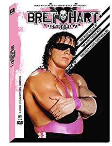 """WWE: Bret """"Hitman"""" Hart - The Best There Is, The Best There Was, The Best There Ever Will Be"""