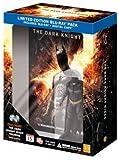 Image de Batman - The Dark Knight Rises Limited Edition Figurine (Blu-ray + Digital Copy) (Origine Scadinavia
