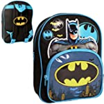Batman Children's Backpack Batman Nov...