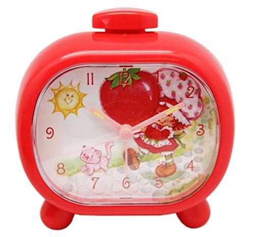 Pink Strawberry Shortcake Alarm Clock front-217027