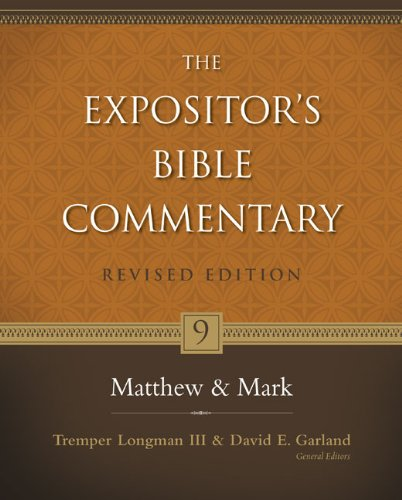 D.A. Carson, Matthew (Expositor's Bible Commentary, Revised Edition)