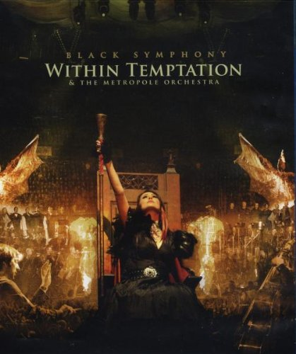 Within Temptation - Black Symphony [with Bonus Dvd] [blu-Ray] - Zortam Music