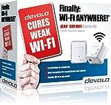 Devolo dLAN 500 Wi-Fi Starter Kit