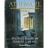 Athenaze: An Introduction to Ancient Greek Book Iby Maurice Balme