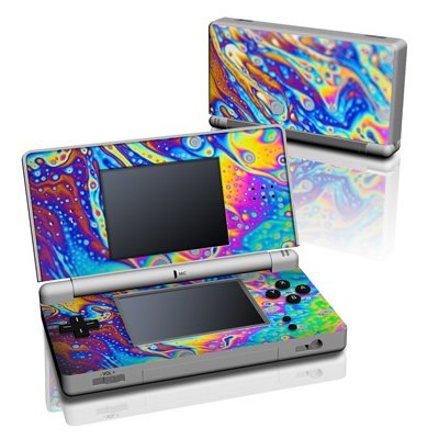 World of Soap Design Decorative Protector Skin Decal Sticker for Nintendo DS Lite