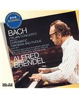 Bach : Concerto Italien BWV 971, Fantaisie Chromatique et Fugue BWV 903