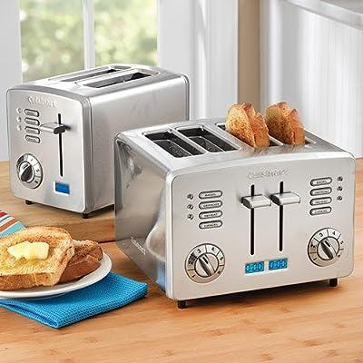 Cuisinart Countdown Metal Toaster