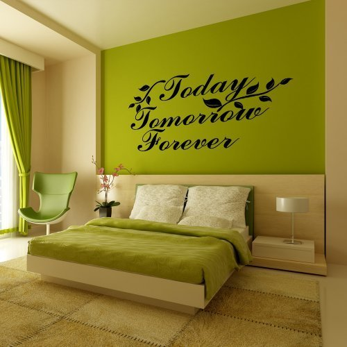 the-pledge-wall-decal-today-tomorrow-forever-vinyl-wall-saying-wall-art-stickers-murals-decoration-b