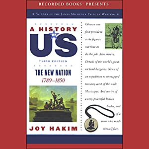 The New Nation Audiobook