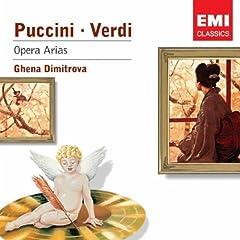 Puccini/Verdi Opera Arias