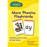 Read Write Inc. Phonics: Home More Phonics Flashcardsby Ruth Miskin