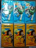 Disney Pixar Toy Story 10 2-Ply Pocket Tissues, 6 Pack