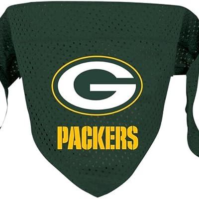 Green Bay Packers Dog Bandana