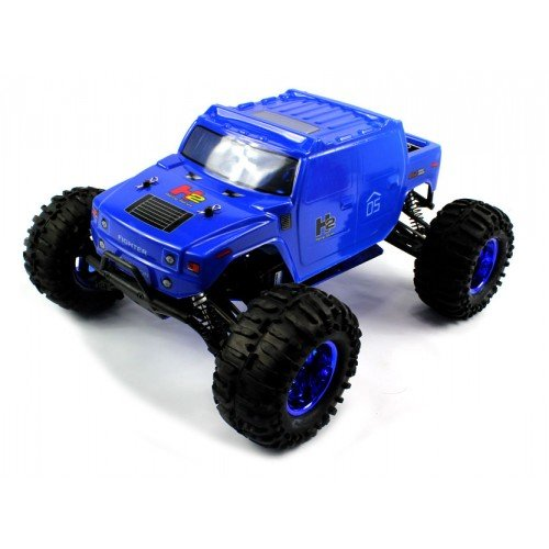Electric High Speed Super Sport 37MPH 1:10 H2 Monster RTR RC Truck Remote Control High Performance RC TRUCK