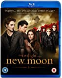 The Twilight Saga: New Moon [Blu-ray]