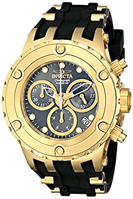 Invicta Women's 16087 Subaqua Analog Display Swiss Quartz Black Watch