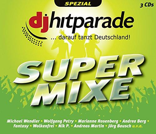 VA-DJ Hitparade Spezial Super Mixe-DE-3CD-FLAC-2015-VOLDiES Download