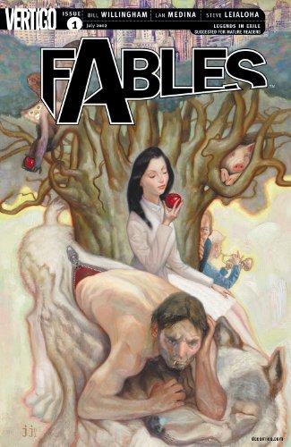Bargain Alert: Fables Graphic Novel 99 Cent Sale!