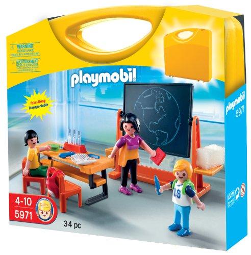 Playmobil 5971 jeu de construction valisette - Table de jeu playmobil ...