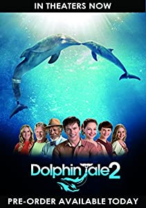 amazoncom dolphin tale 2 bluray dvd jr harry
