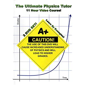 The Ultimate Physics Tutor - 11 Hour Course! - 2 DVD Set! - Learn By Examples! movie