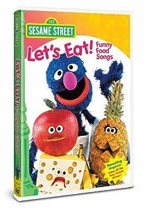 Sesame Street - Let's Eat! Funny Food Songs from Sesame Street