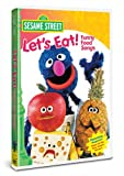 Sesame Street - Let's Eat! Funny Food Songs