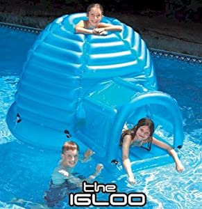 Amazon Com Swimline The Igloo Floating Habitat Toys Amp Games