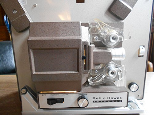 Bell & Howell Autoload Super 8mm Projector