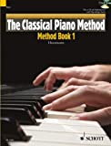 H-G Heumann The Classical Piano Method: Method Book 1 - for adults and young people, both beginners and those returning to the piano - edition with CD - (ED 13352)