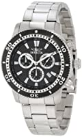 Invicta Men's 1203 II Collection Chronograph Stainless Steel Watch from Invicta
