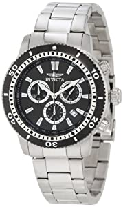 Invicta Men's 1203 II Collection Chronograph Stainless Steel Watch