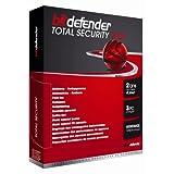 BitDefender Total Security 2009 (3 postes, 2 ans)par BitDefender