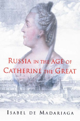the life and times of the press of all russia catherine the great Catherine ii or catherine the great (2 may 1729 – 17 november 1796) was the empress of russia after she organized a coup to overthrow her husband.