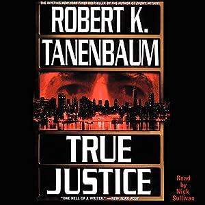 True Justice Audiobook