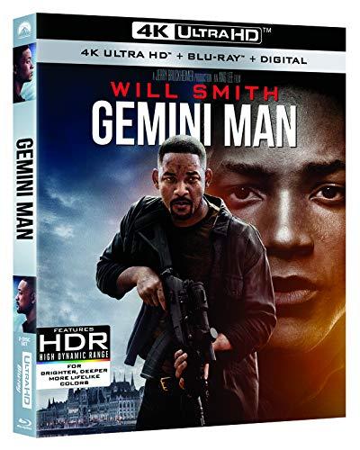 4K Blu-ray : Gemini Man (2 Discos)