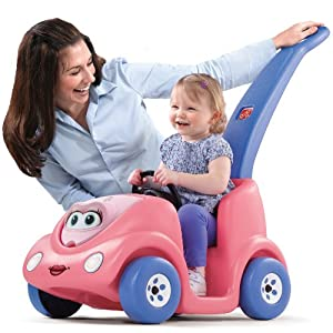 Step2 Push Around Buggy Pink