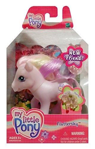 My Little Pony G3: Fluttershy Pony Figure by Mattel