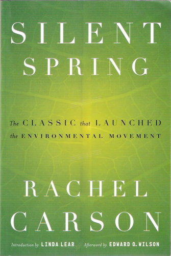 Silent Spring by Rachel Carson – review