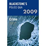 Blackstone's Police Q&A: Crime 2009by Huw Smart