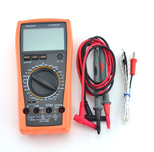 Frequency Measuring Tools : Samyo vc smart digital multimeter with dcv acv