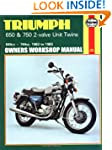 Triumph 650 and 750 2-Valve Twins Own...