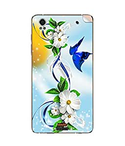 STICKER FOR LAVA IRIS PRO 30 PLUS BY instyler