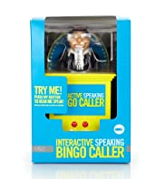 Interactive Speaking Bingo Caller [T40-9502G-S]
