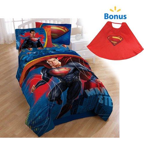 Superhero Bedding Twin 3292 front