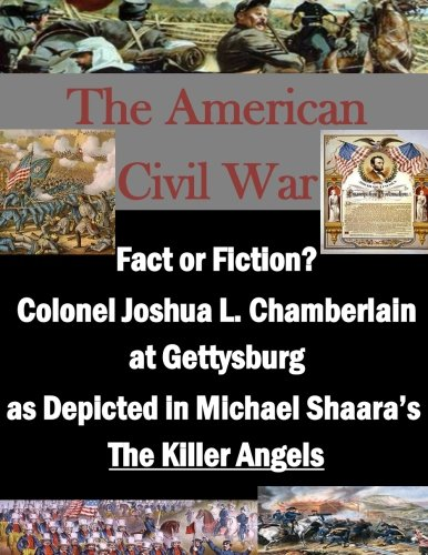an analysis of michael shaaras novel the killer angels In five pages win hancock is analyzed in a discussion an analysis of michael shaaras novel the killer angels of the historical novel killer angels it is no surprise that at the beginning of the novel the.