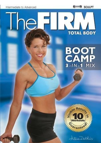 The Firm: Bootcamp 3 in 1 Mix by Dale Brabham
