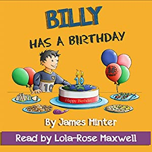 Billy Has a Birthday Audiobook