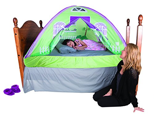 Pacific Play Tents Kids Cottage Bed Tent Playhouse Twin